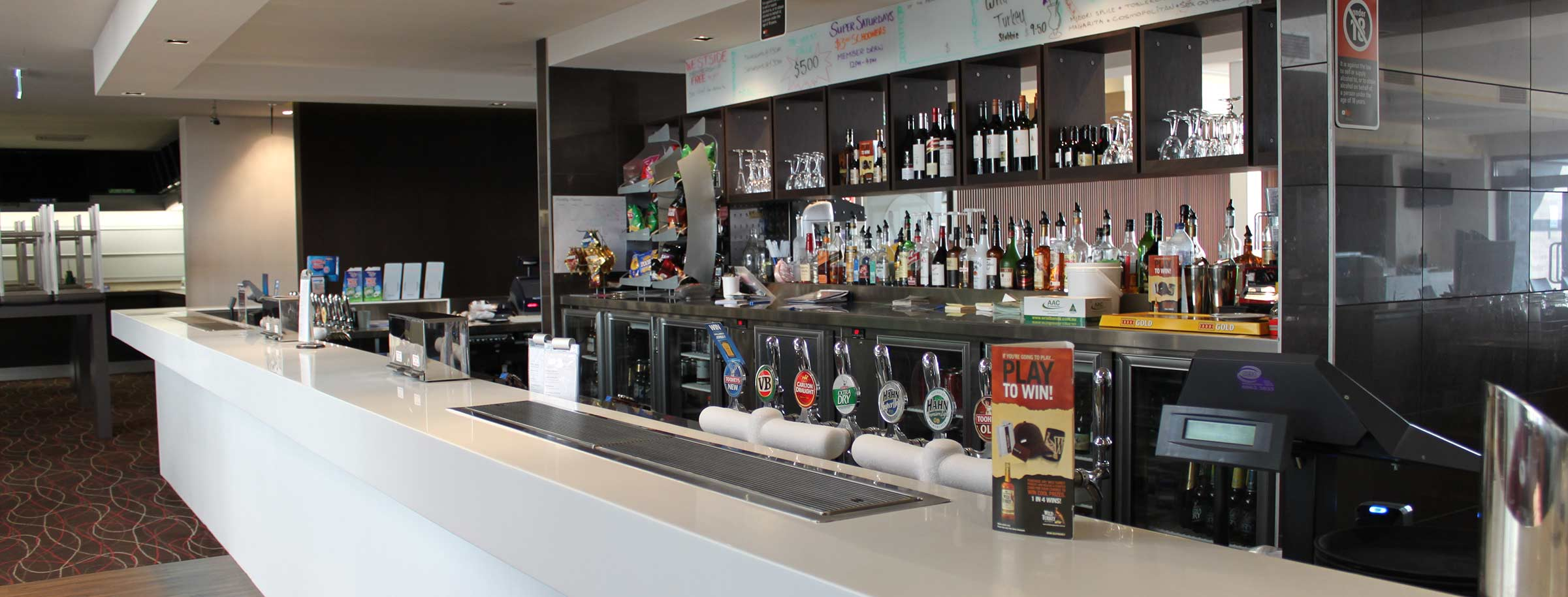 westside hotel bar facilities